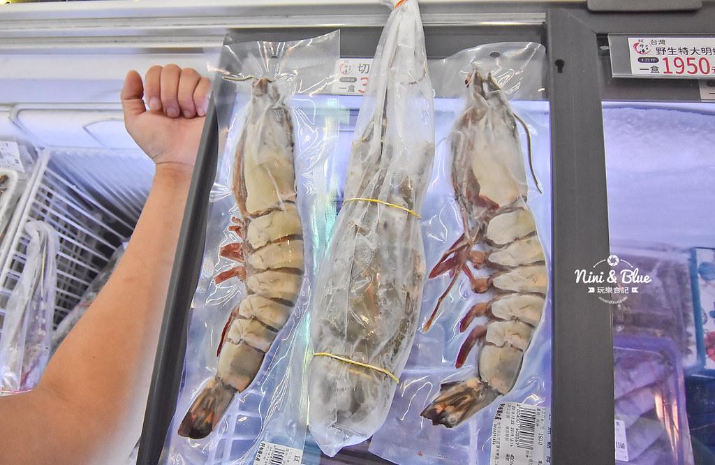阿布潘水產 海鮮市場 台中海鮮 批發 龍蝦25