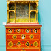Chest of drawers and cabinet stand