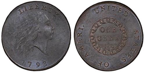 Weinberg 1793 Chain Cent