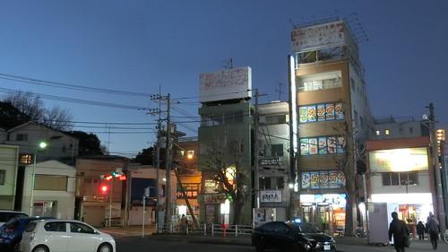 大口営業所(横浜市神奈川区大口通)