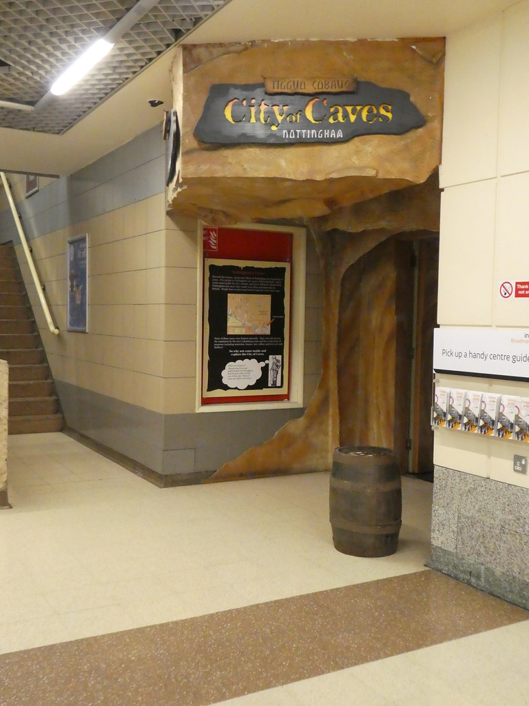City of Caves Nottingham
