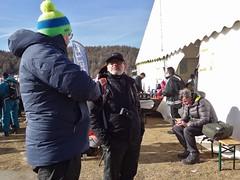Monte Crew chilling at Col de Moissièr