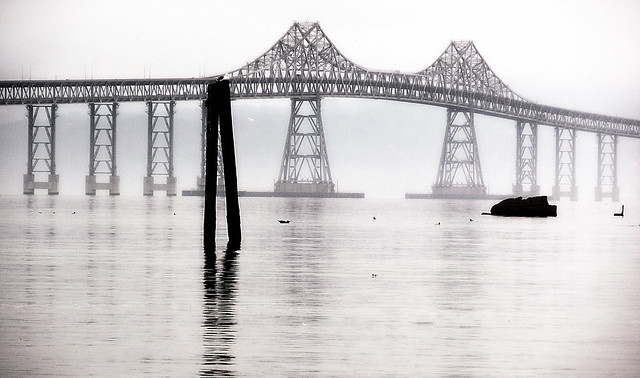 Out of the fog, Canon POWERSHOT SX160 IS