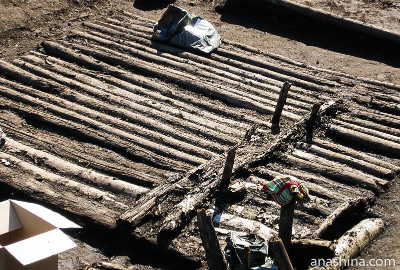 В раскопе, Староладожская археологическая экспедиция