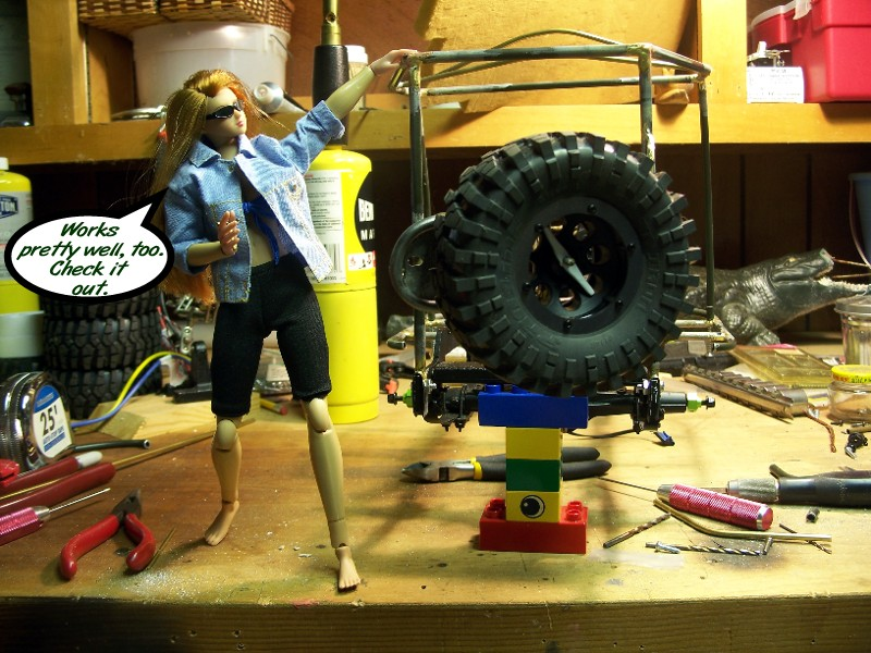 2 - Building an RC sixth scale Jeep 30956904097_760e974c0e_o