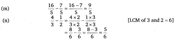 NCERT Solutions for Class 6 Maths Chapter 7 Fractions 78