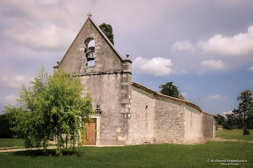 Church of Gageac (Est.18th century) (Gageac-et-Rouillac/FR)
