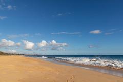 Kekaha Strand Kauai Hawaii