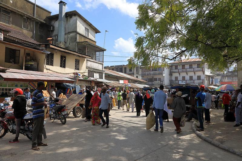Mlandege Bazaar