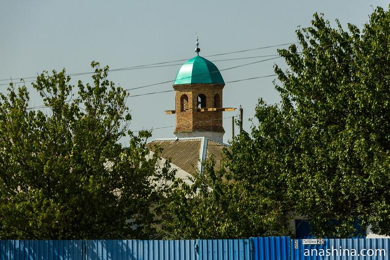 Мечеть, Крым