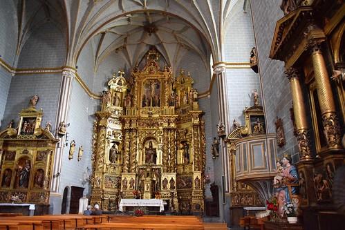 Iglesia de San Pedro (Ansó, Aragón, España, 12-10-2018)