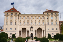 The Ministry of Foreign Affairs of the Czech Republic, Czernin Palace, Prague