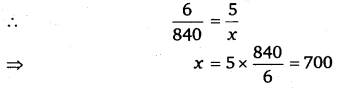 NCERT Solutions for Class 8 Maths Chapter 13 Direct and Inverse Proportions 6