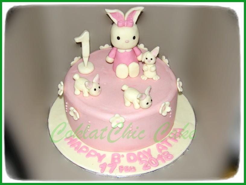 Cake Rabbit ATHA 20 cm