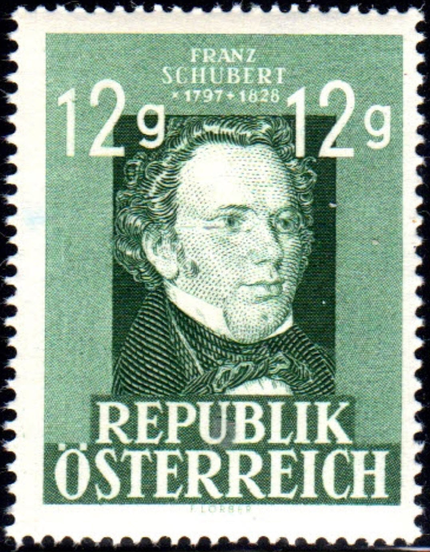 Austria - Scott #491 (1947)