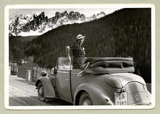 Opel 1,3 Liter Cabriolet