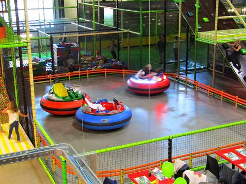 Tarzan en Jane Indoor Playground in Heusden-Zolder