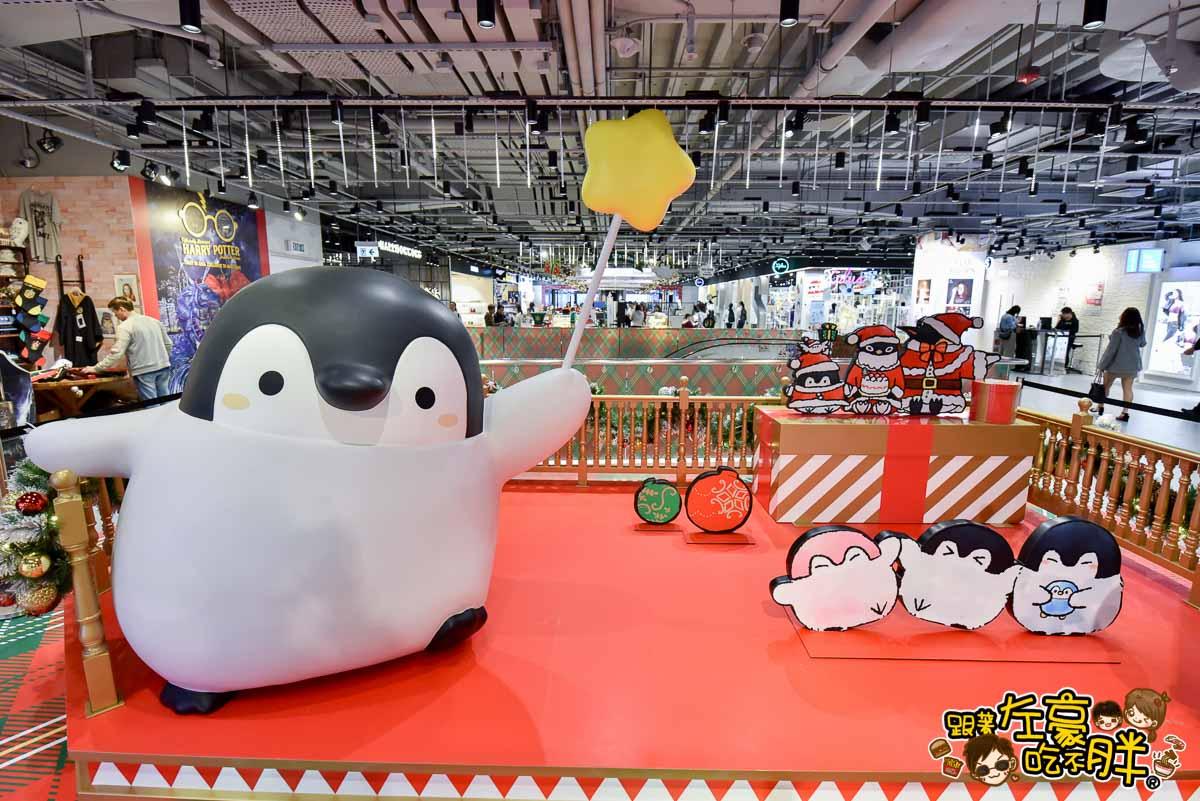 香港聖誕節 尖沙咀海港城聖誕裝飾-36