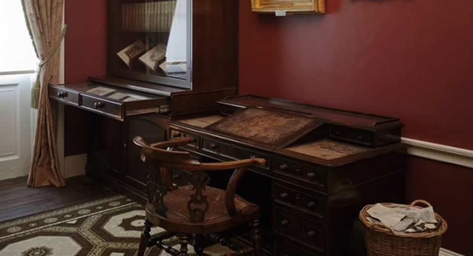 Dickens Museum, Londen (foto met dank aan het Dickens Museum) | Mooistestedentrips.nl