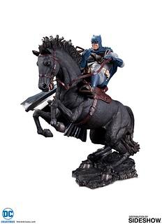 今夜,我們將守護高譚市的和平!! DC Collectibles 迷你雕像系列《蝙蝠俠:黑暗騎士歸來》召集軍隊 Call to Arms 全身雕像作品