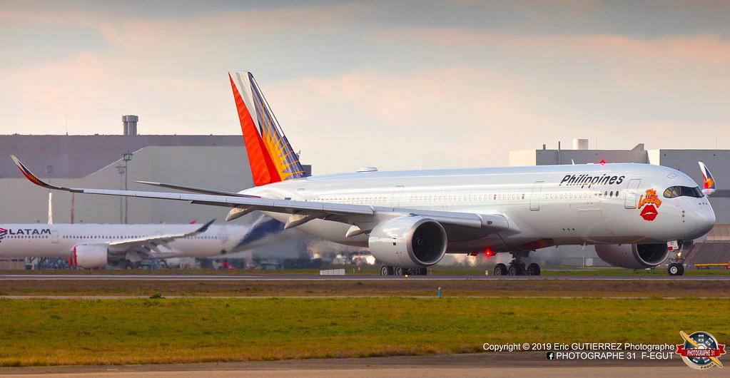 AIRBUS A350-941 (MSN 0280)