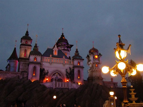 Symbolica attraction in the Efteling