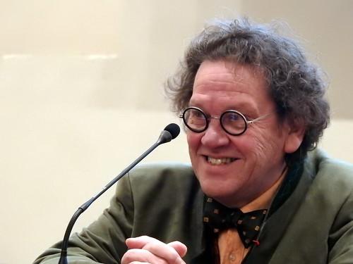 Milano - Brera - Bookcity: Presentazione del libro di Philippe Daverio