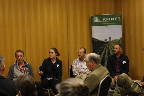 Panel discussion  - agroforestry