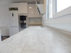 encimera duropal cemento natural