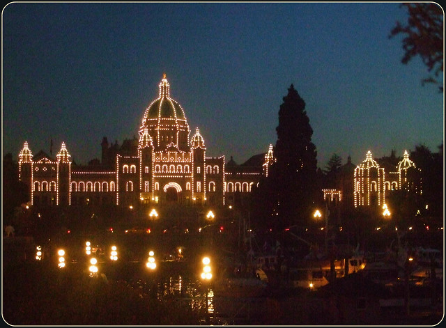 BC Legislature Buildings