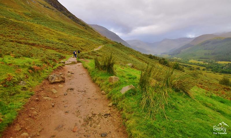Ben Nevis walk