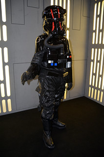 First Order TIE Fighter Pilot (2)