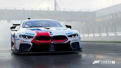 #1 BMW M8 GTE