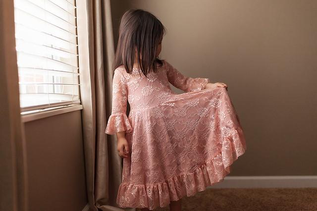 又到年底了,总结这一年给孩子们做的衣服裙子(更新完~)-4楼