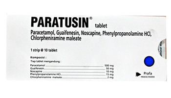 PARATUSIN TAB 10'S