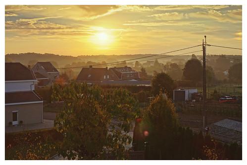 Tervuren Sunrise