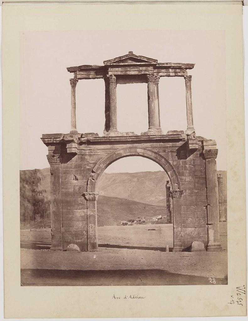 Альбом из 21 фото. из Афин и Пирея в 1880 году, подарок доктора Фювьера-24