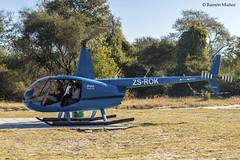 DSC4485 Vuelo en helicóptero sobre el Delta del Okavango, Botsuana