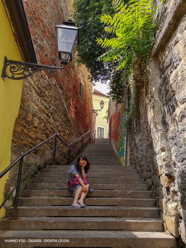 2018 Croatia Zagreb Instagram Pose 2