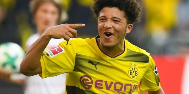 Sancho memenangkan pemain Bundesliga bulan ini