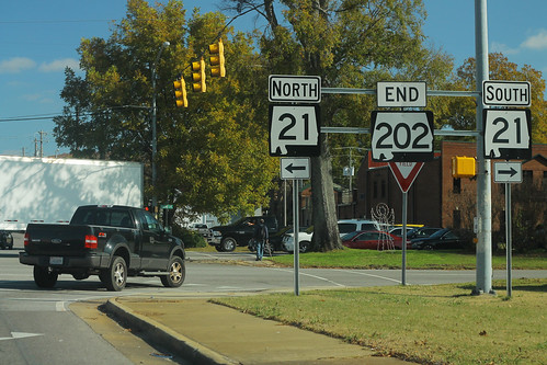 AL202 East End - AL21 Anniston