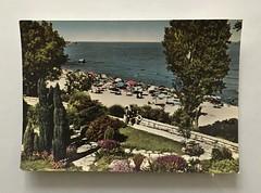 "Варна. Курорт ""Дружба"" - Вид пляжа. Изд София 1069 г. Чистая. Цена 30 р.  #открытка #варна #софия #болгария #1960 #курортдружба #пляж #postcard #retrocards #Sofia #Bulgaria #Varna #spa #beach"