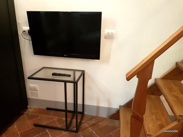 Boboli Gardens Mini Loft TV