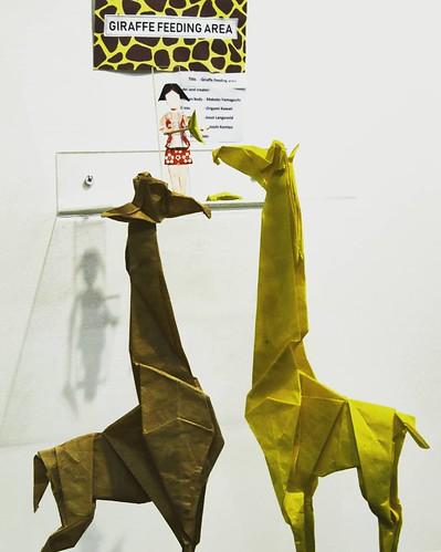 Giraffe designed by Satoshi Kamiya