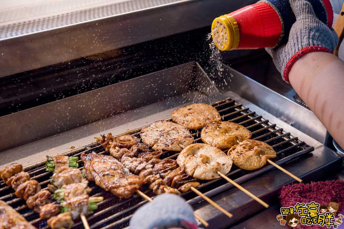 上榮新疆烤肉串左營店-31