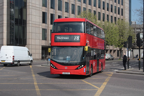 Arriva London HA1 LK65BYX