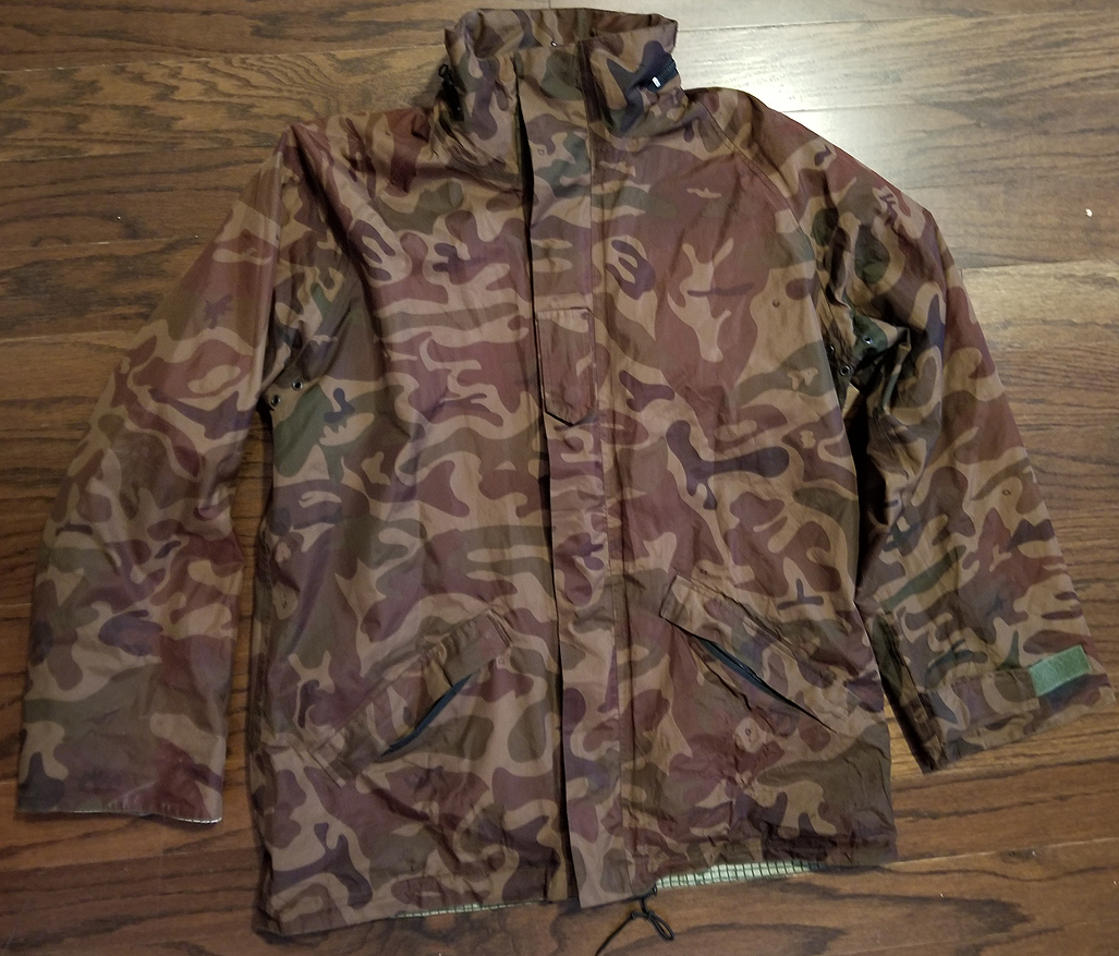 Special forces omeba Goretex smock with liner 45568031844_73552d5480_o