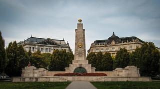 Szovjet háborús emlékmű