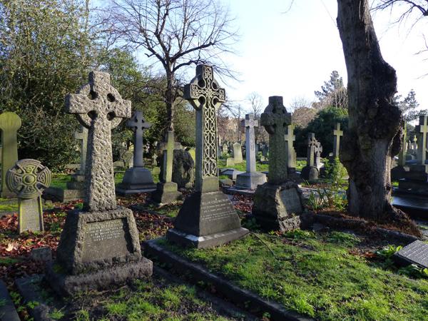 tombes brompton cemetery