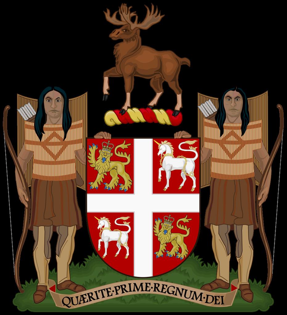 Coat of arms of Newfoundland and Labrador